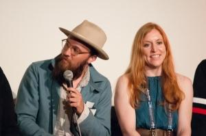 Amy Enser, Drew Christie, SIFF, premiere, directors, Q&A