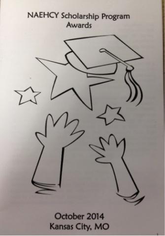 NAEHCHY scholarship image 3