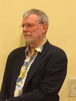 Martin Bell at NAEH Screening 2-18-16